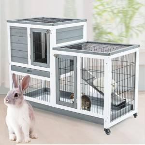 Amazon New Rabbit Breeding House Storage Pet Cage 0207