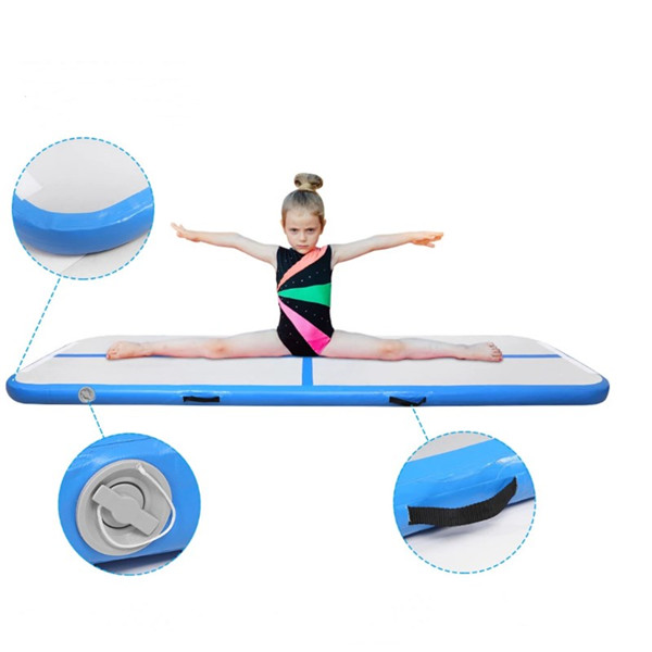 Gymnastics Air Mat 2m 3m 4m professional Inflatable air track Yoga Sport fight pad prevent injuries tumbling mats 0388 Featured Image