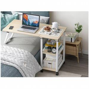 Foldable Bedside Table and Study Table Simple Furniture 0311