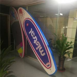 Inflatable surfboard SUP children stand-up surf board 0363
