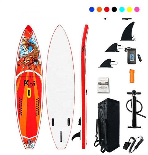inflatable stand up surfboard