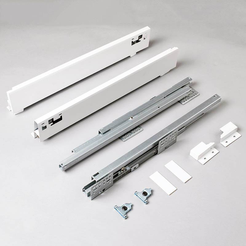 Double Wall Metal Sliding Drawer System Featured Image