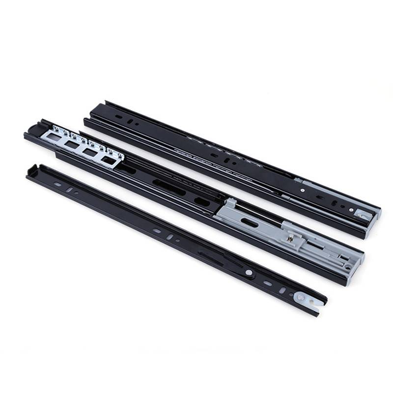 w45 full extention soft closing ball bearing drawer slide Featured Image