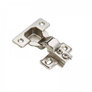 H11 American type short arm face frame hinge 1/2 overlay