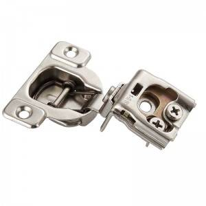 1-3/8″face frame concealed hinge with 3D adjustable cam screws