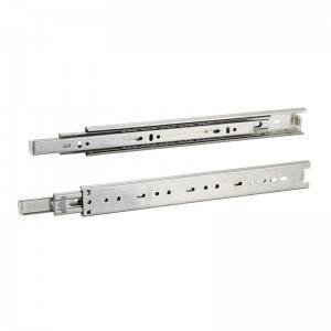 35mm Full extension stainless steel ball bearing drawer slides