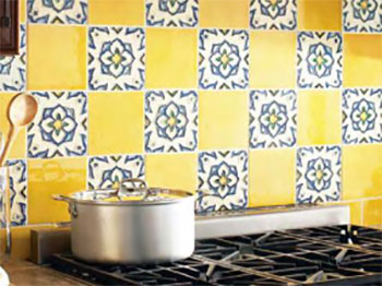Features of Glazed Tiles