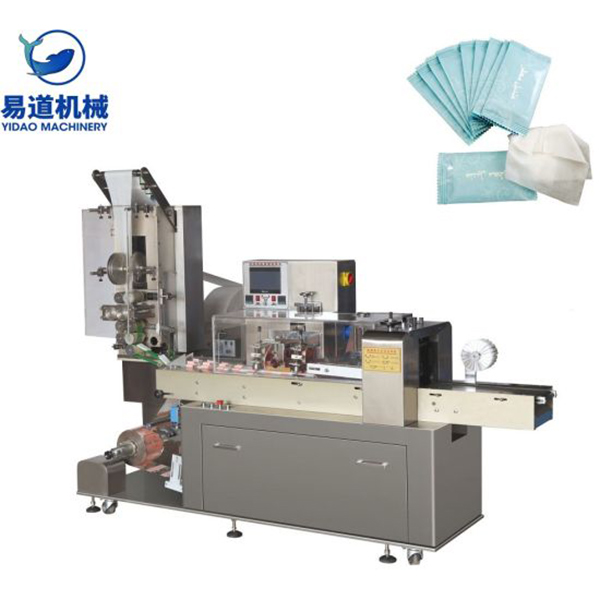 Automatic One Piece Non Woven Wet Tissue Packing Machine
