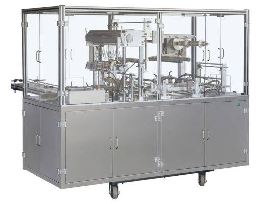 Automatic Cellophane Over Wrapping Type Packaging Machine (BT-400-II)