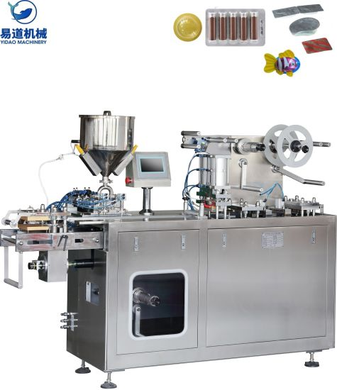 Discount Price Automatic Pill Making Machine - Dpp-150 Liquid Butter Honey Automatic Blister Packing Machine – Yidao