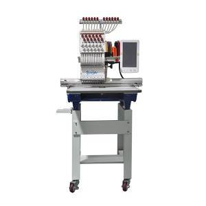 1 head embroidery machine