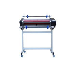 Hot laminating machine