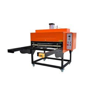 Sublimation heat press printing machine