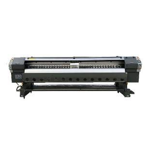 Solvent printer(Konica512i-8H)