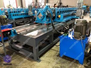 Automatic Adjusting width light keel forming machine