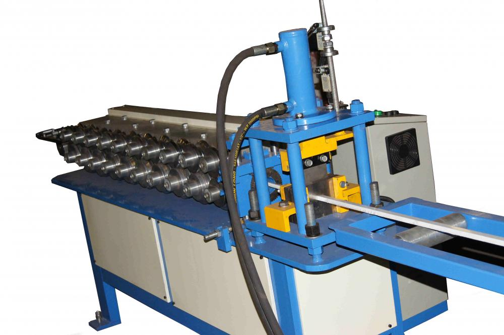Standing Seam Making Machine