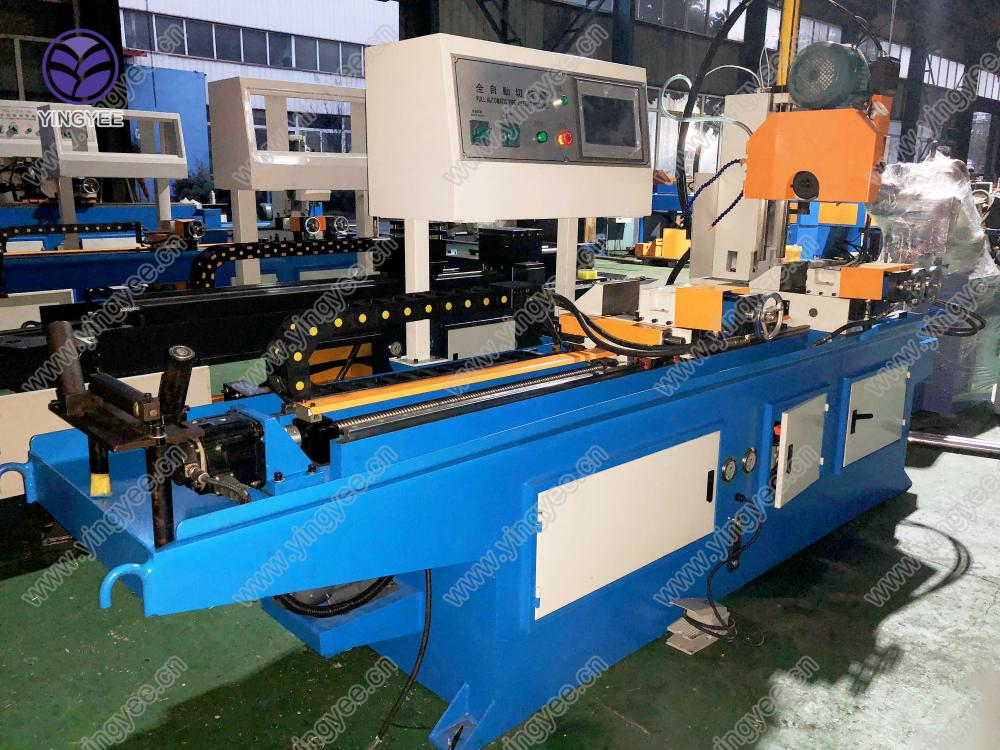 Metal Tube Cutting Machine