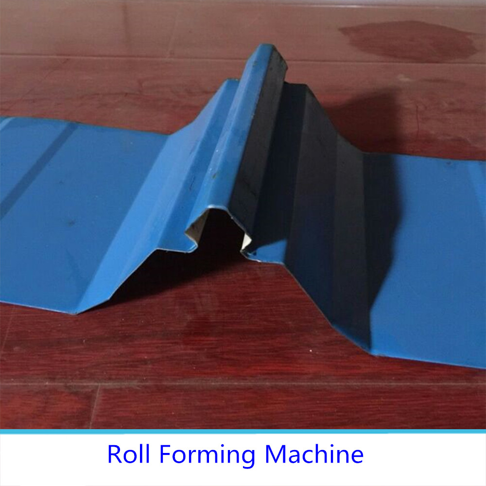 Metal Standing Seam Folding Machine
