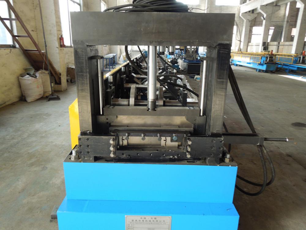 Perforated Cable Tray Cold Roll Forming Machine