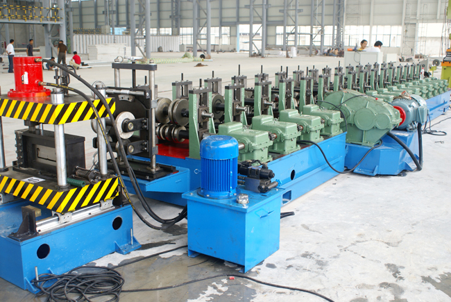 Competitive price Steel Cable Tray Roll Forming Machine