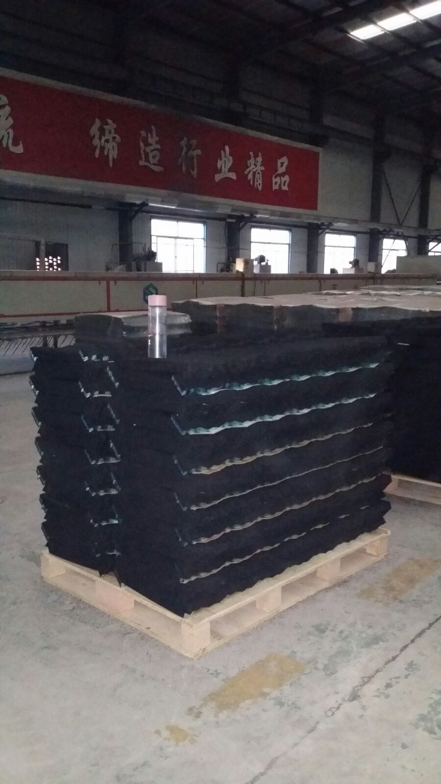 Low consumption Stone Coated Metal Roofing Product Line