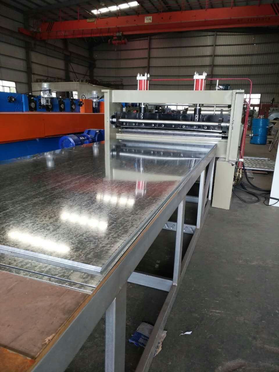 Straighten leveling machinery equipment struction system