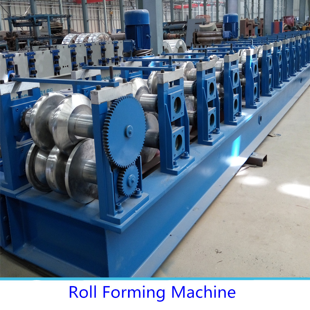 High productivity Guardrail Roll Forming Machine