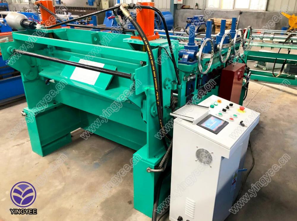 straighten and cutting machine for Steel Coil