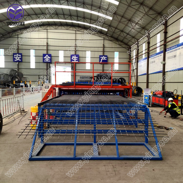 Mesh wire welding machine | Chicken Cage welding wire mesh panel netting machine