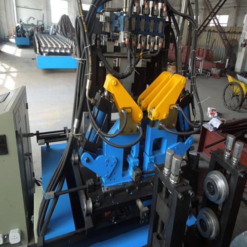 CZU steel purlin frame roll forming machine Featured Image