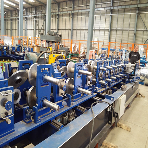 C/Z purlin metal roll forming machine