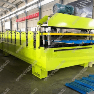metal IBR roof sheet roll forming machine Featured Image