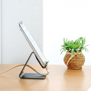 Aluminum cell phone, notebook stand-Z1