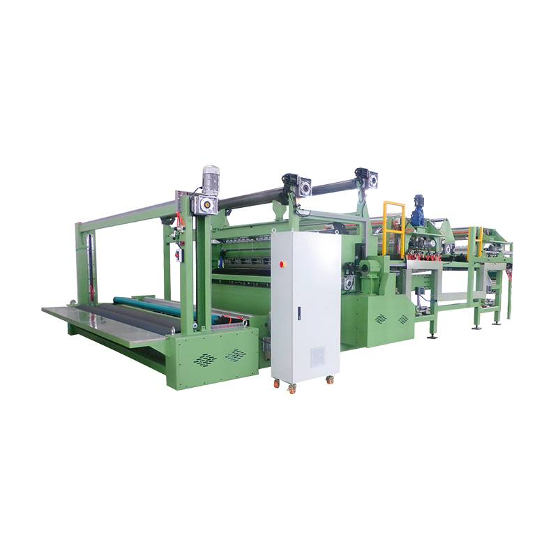 FCD Double Chopped Stitch Bonding Machine Featured Image