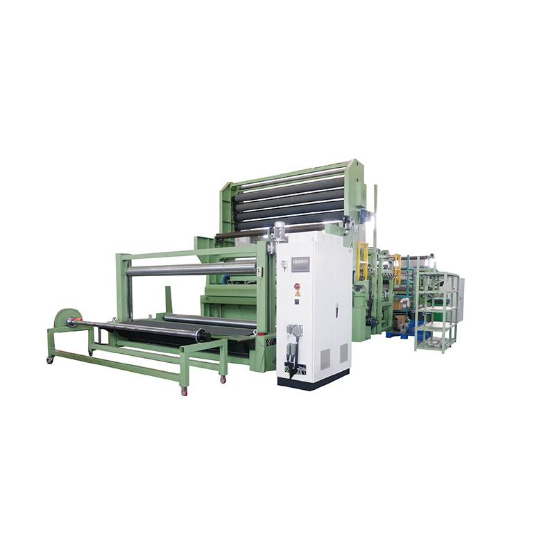 FCM Chopped Biaxial Warp Knitting Machine Featured Image
