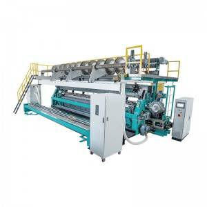 YRS3-M Biaxial Warp Knitting Machine