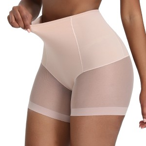 Women Tummy Control body shaper Panties Mesh Slimming Shaping Girdle Underwear High Waist Briefs Shapewear