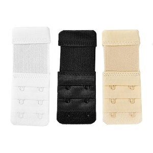 Professional Design Bra Extender Hook Strap - Women Elastic Bra Extenders High Quality Stretchy Metal Bra Buckles Underwear Accessories for Bra Back Closure Tape Hook Eye Extender  – Yiyun