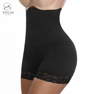 2020 Ladies Seamless High Waist Butt Lifter Waist Body Shaper Shapewear Women Tummy Control Ladies Slimming Panties