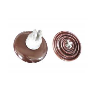 Ac Disc Porcelain Insulators (Normal Type)