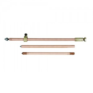 Copper Bounded Earth Rod