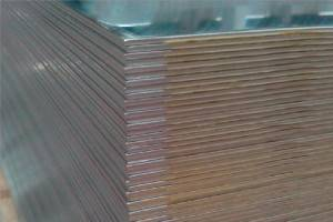 General Aluminum sheet