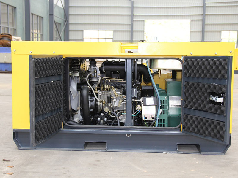 Failure analysis and solution for the engine of diesel generator set can not start