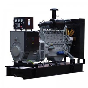 10-1000kva Open Frame Type Diesel Power Generator Set