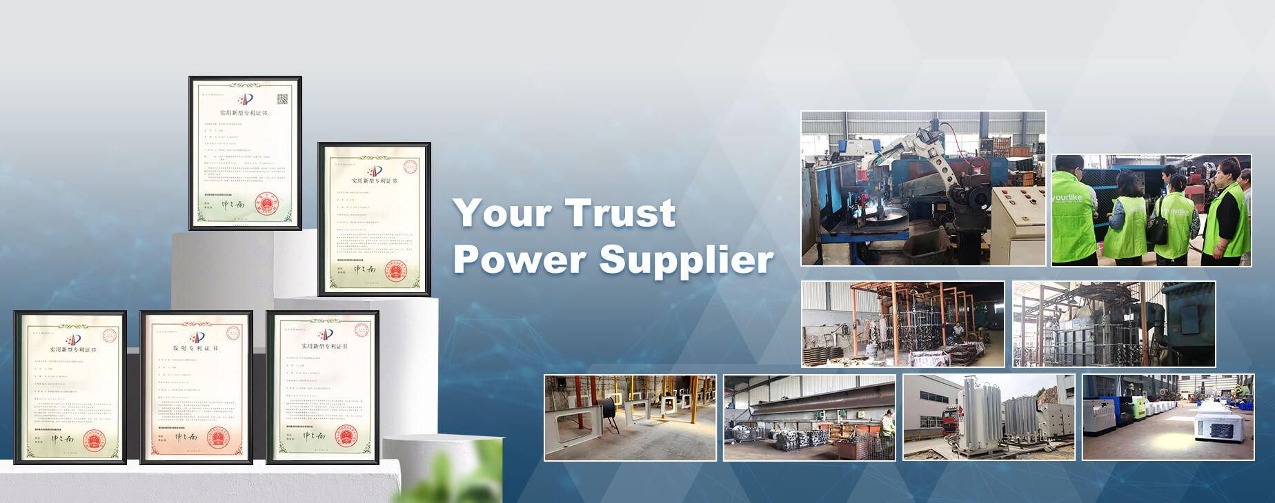 Your Trust  Power Supplier