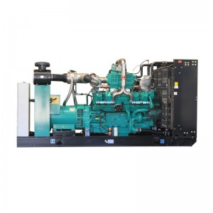 15kva-500kva Open/Silent Nature Gas Generator Sets