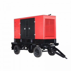 Moveable/trailer Type Diesel Generator Set