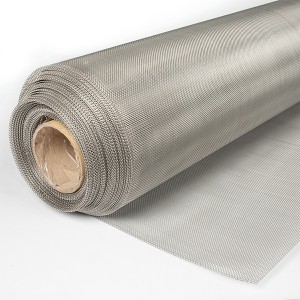 SUS 304 316 310 ultra fine Stainless Steel Filter Wire Mesh for Filtering
