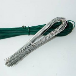 Chinese Supplier  Galvanized binding wire steel  U-type wire