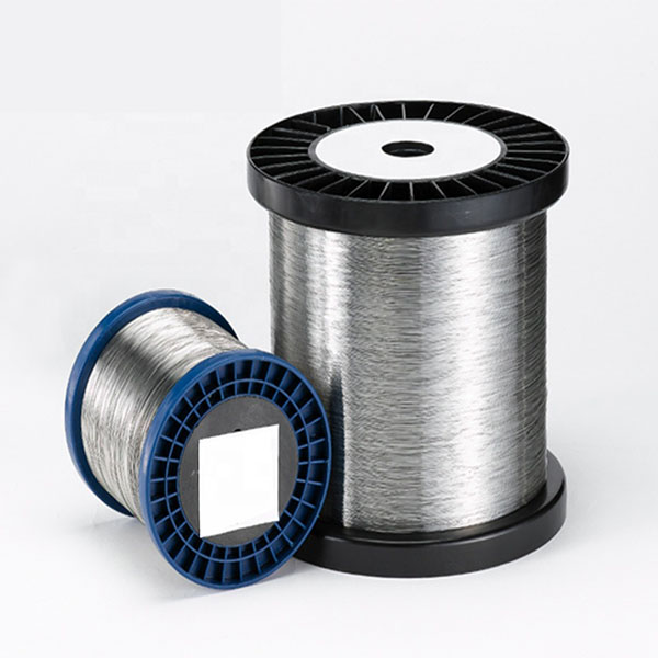 Manufacturer direct sell 201 202 304 304L 304HC 316 316L 321 430 904L 2205 stainless steel wire Featured Image